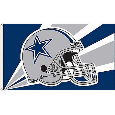 Annin Officially Licensed Dallas Cowboys Flag, 3 ft. x 5 ft.