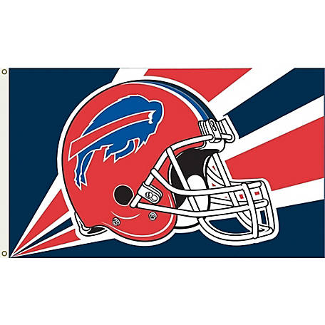 Annin Officially Licensed Buffalo Bills Flag, 3 ft. x 5 ft.