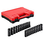 JobSmart 23-Piece 1/2 in. dr. Impact Socket Set
