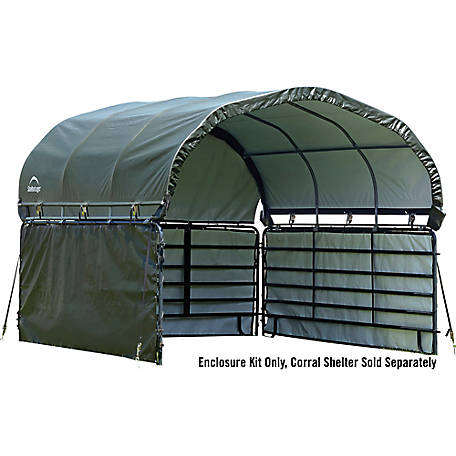 ShelterLogic Enclosure Kit for Corral Shelter 12 x 12 ft.