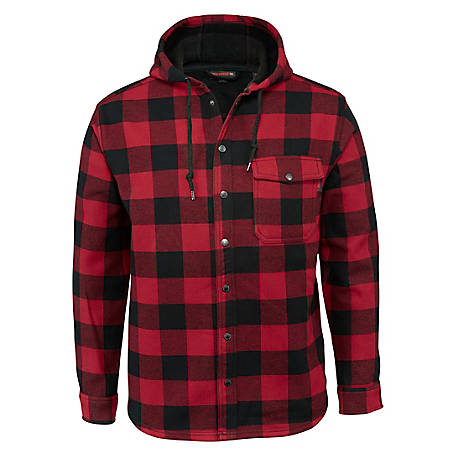 Wolverine Men's Bucksaw Shirt Jacket W1206360