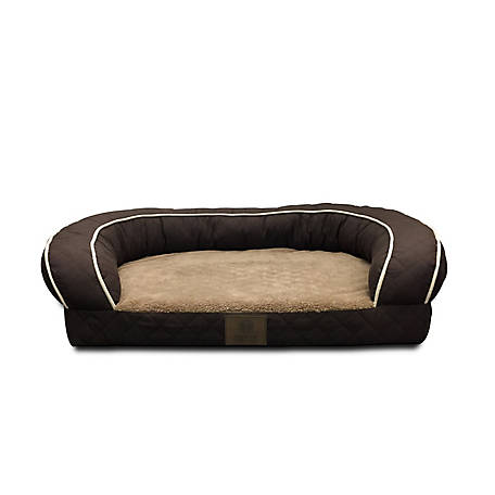 American Kennel Club AKC Orthopedic Sofa Pet Couch