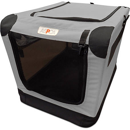 ASPCA Portable Soft Pet Crate