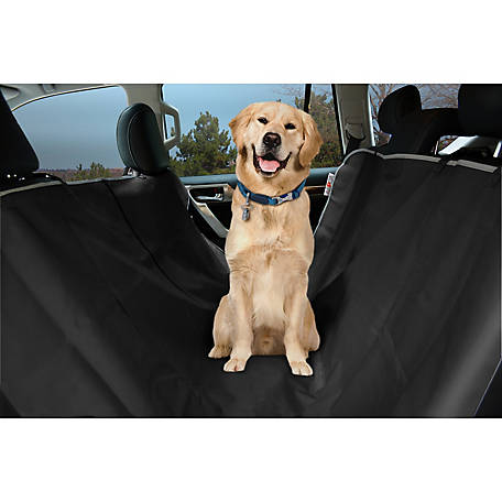 ASPCA Pet Back Car Seat Cover w/ Bonus Travel Bowl