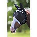 Shires Fine Mesh Fly Mask, Ears
