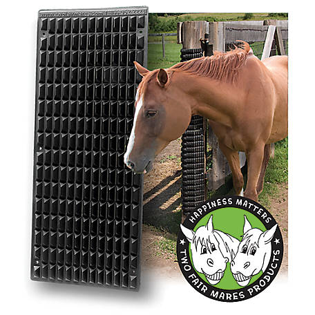 Shires Equine Scratcher 25 in. x11 in., 5251
