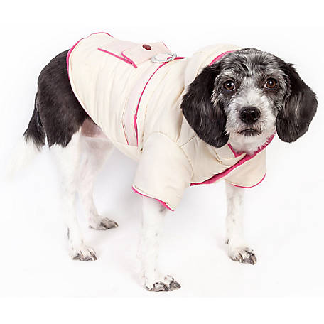 Pet Life Double-Toned Jewel Pet Jacket
