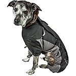 Helios Blizzard Full-Bodied Adjustable and 3M Reflective Dog Jacket, Extra Large, Cola Red