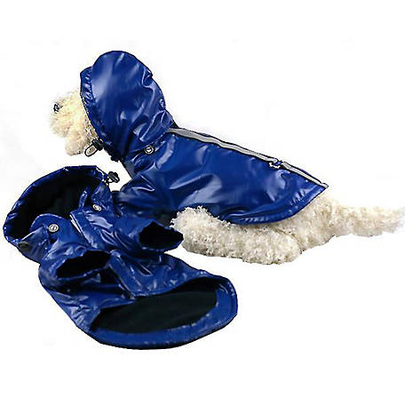 Pet Life Reflecta-Sport Adjustable Weather-Proof Pet Windbreaker Jacket