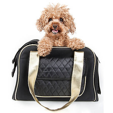 Pet Life Airline-Approved Mystique Fashion Pet Carrier