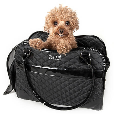 Pet Life Exquisite Fashion Pet Carrier, B23