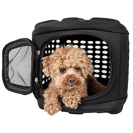 Pet Life Shelled Collapsible Pet Carrier, B33