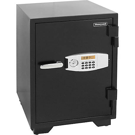 Honeywell Large 2-Hour Fire Rated Water Resistant Steel Security Safe with Digital Lock, 2.35 Cu. ft., 2116