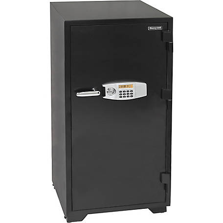 Honeywell Large 90-Minute Fire Rated Water Resistant Steel Security Safe with Digital Lock, 5.33 Cu. ft., 2120