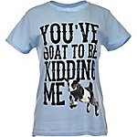 Farm Fed Clothing Women's You've Goat To Be Kidding Me Graphic T-Shirt