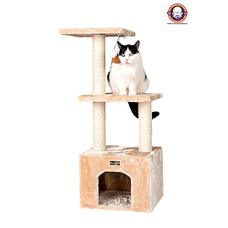 Armarkat Cat Tree, 39 in., A3902