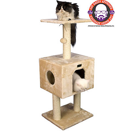 Armarkat Cat Tree, Model A4201, Beige