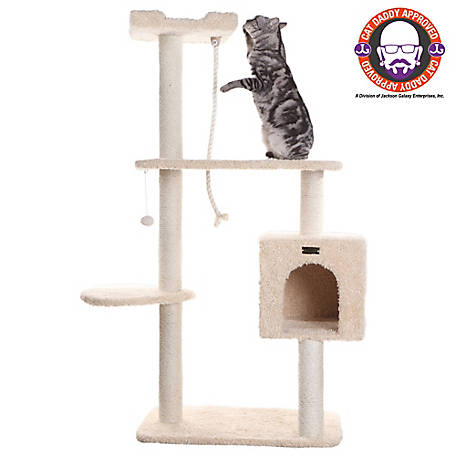 Armarkat Cat Tree, 57 in., A5708
