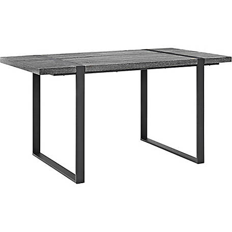 Walker Edison Urban Blend Wood Dining Table 32 X 60 X 30 In Tw60ubtag At Tractor Supply Co