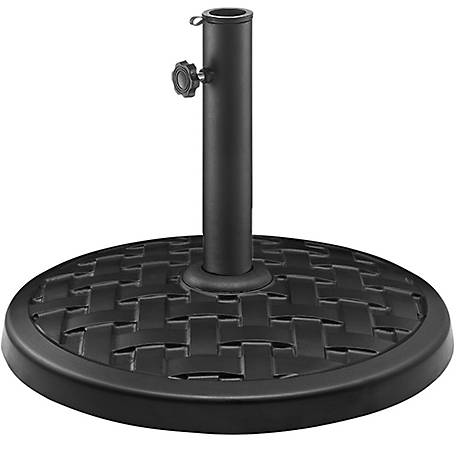 Walker Edison Round Umbrella Base