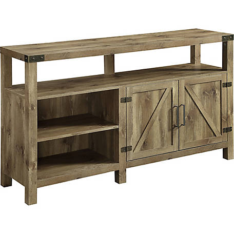 Barn Door Highboy Console   1316311 At Tractor Supply Co.