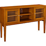 Walker Edison 52 in. Hepworth Wood Buffet with Tapered Legs
