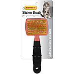 Ruffin' It Soft Grip Cat Slicker Brush