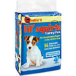 Ruffin' It Lil' Squirt Training Pads, 14 Pack