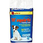 Ruffin' It Lil' Squirt Training Pads, 50 Pack