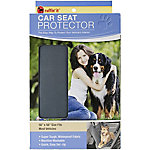 Ruffin' It Car Seat Protector, Gray