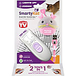 SmartyKat Racin' Rascal Mouse & Remote Control with Laser