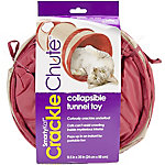 SmartyKat CrackleChute Collapsible Tunnel Toy