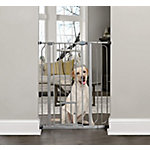 Carlson Platinum Extra Tall Gate with Pet Door