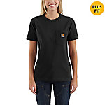 Carhartt Women's WK87 Workwear Pocket Short-Sleeved T-Shirt