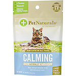 Pet Naturals of Vermont Calming Chews for Cats, Pack of 30