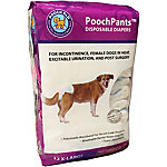 PoochPad PoochPants Disposable Diaper, X-Small