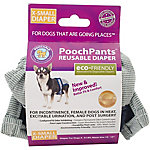 PoochPad PoochPants Reusable Dog Diaper, X-Small