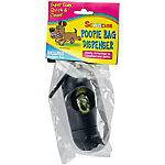 Scoochie Pet Products Poop Bag Dispenser with Refill Bags