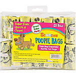 Scoochie Pet Products Super Value Poopie Bag Refill Rolls