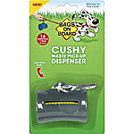 Bags on Board Cushy Dispenser with 14 Bags, Gray