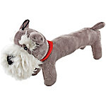 Ruffin' It FetchAPal with Squeaker Schnauzer Dog Toy