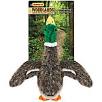 Ruffin' It Woodlands Plush Mallard Dog Toy
