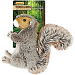 Ruffin' It Woodlands Plush Squirrel Dog Toy