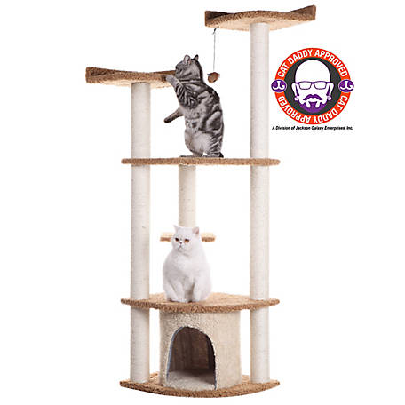 Armarkat Cat Tree, 64 in., A6402