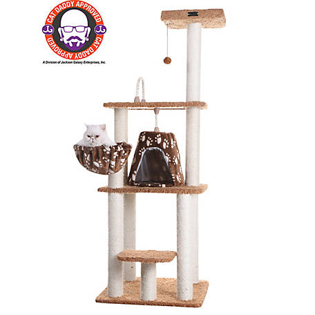 Armarkat Cat Tree, 64 in., A6403