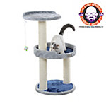 Armarkat New Cat Tree, Model X2905, Silver Gray