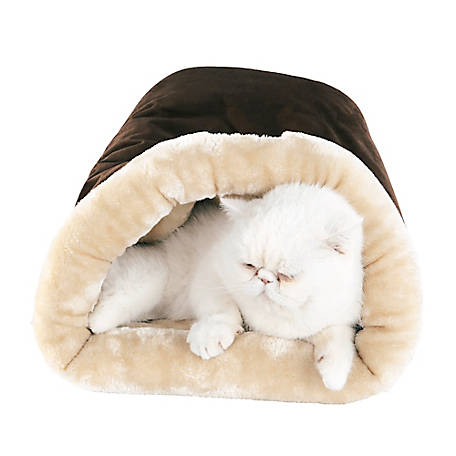 Armarkat Mocha Cat Bed, 22 in. x 14 in.