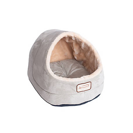 Armarkat Sage Green Cat Bed, 18 in. x 14 in.
