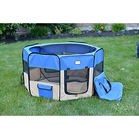Armarkat Portable Playpen, PP001B-XL