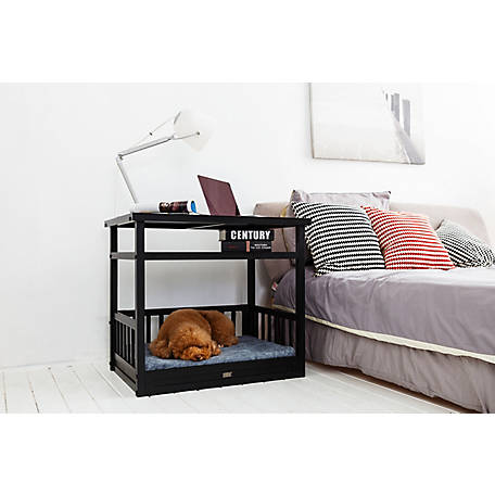 New Age Pet, Sundown Nightstand Bed made with ECOFLEX